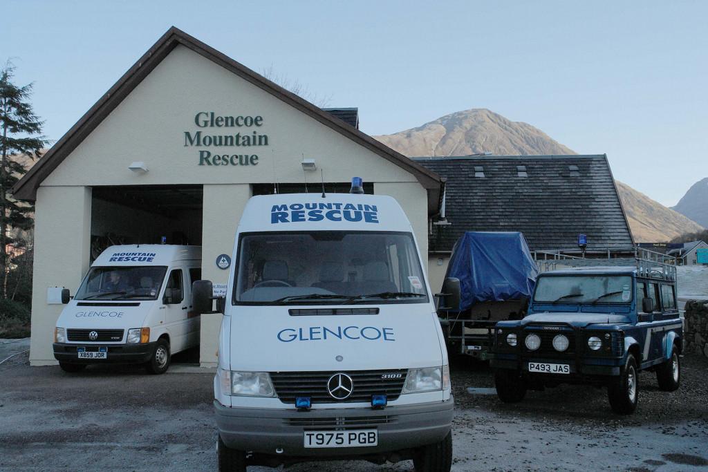 Glencoe Mountain Rescue Team